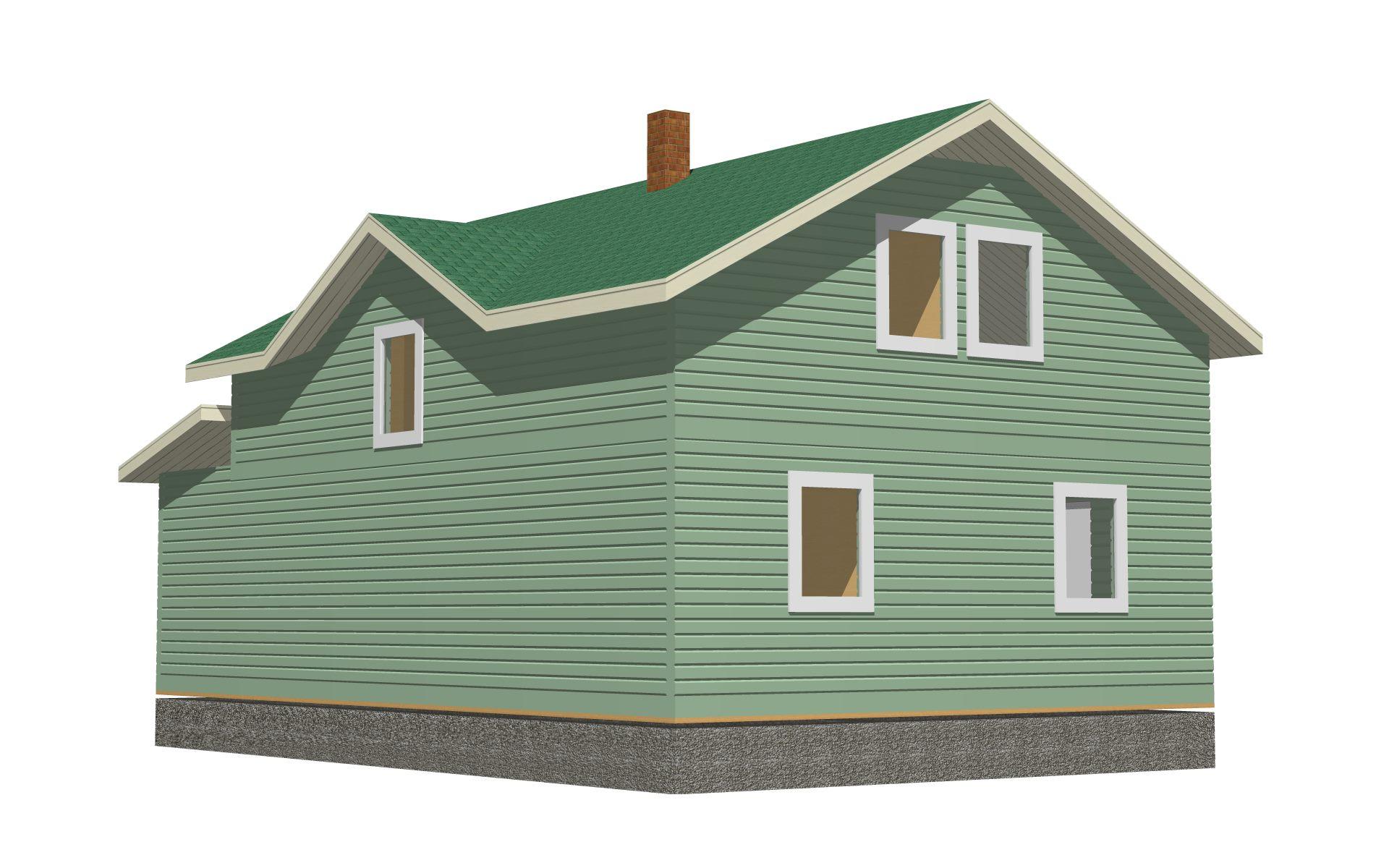 Дом 1 5 этажа - 2792