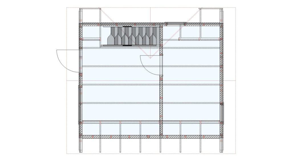 План 1 этаж(НОВЫЙ) Заказ 386