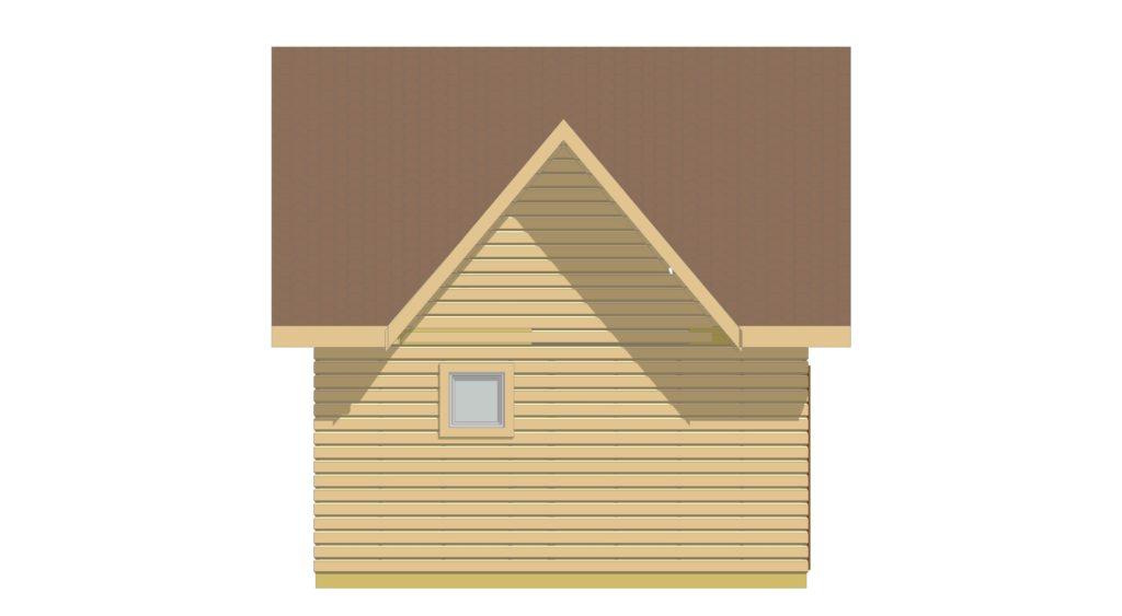 Фасад слева (НОВЫЙ) Заказ 385