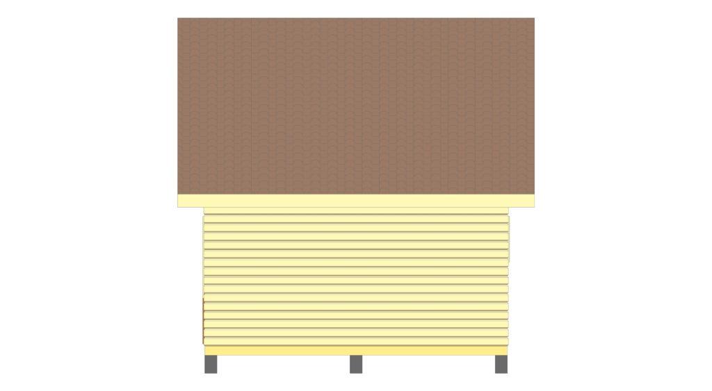 Фасад справа Заказ 385