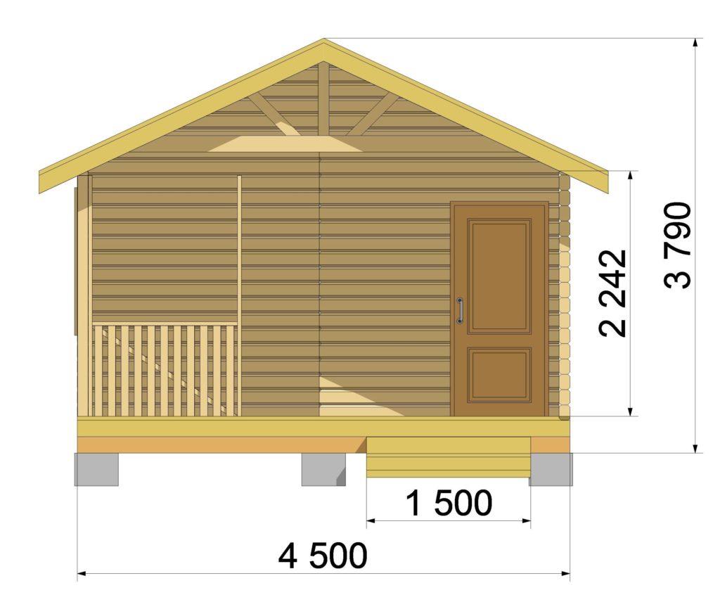 Фасад 1 Заказ 310