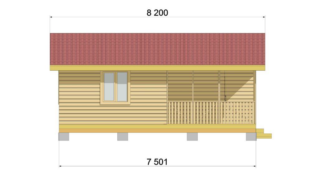 Фасад 2 Заказ 310