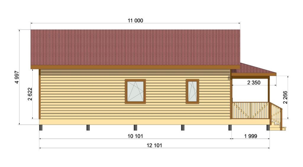 Фасад 2 Заказ 338