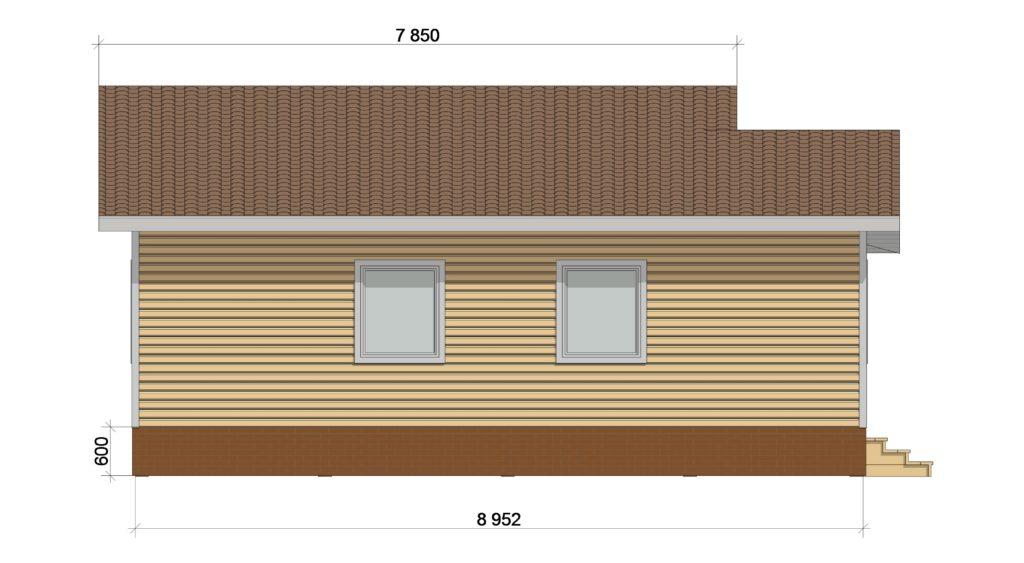 Фасад 2 Заказ 352