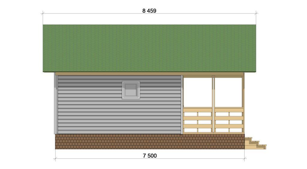 Фасад 2 Заказ 359