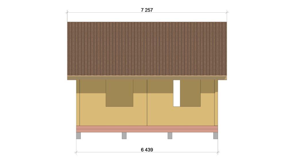 Фасад 2 Заказ 366