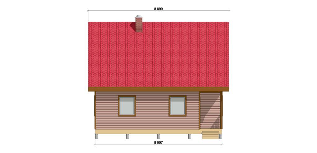 Фасад 2 Заказ 404