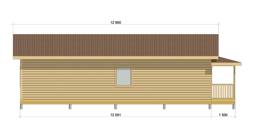 Фасад 2 План