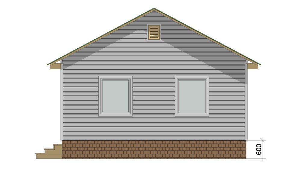 Фасад 3 Заказ 359