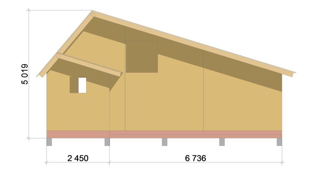 Фасад 3 Заказ 366