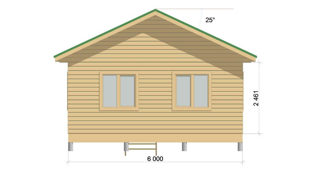 Фасад 3 Заказ380