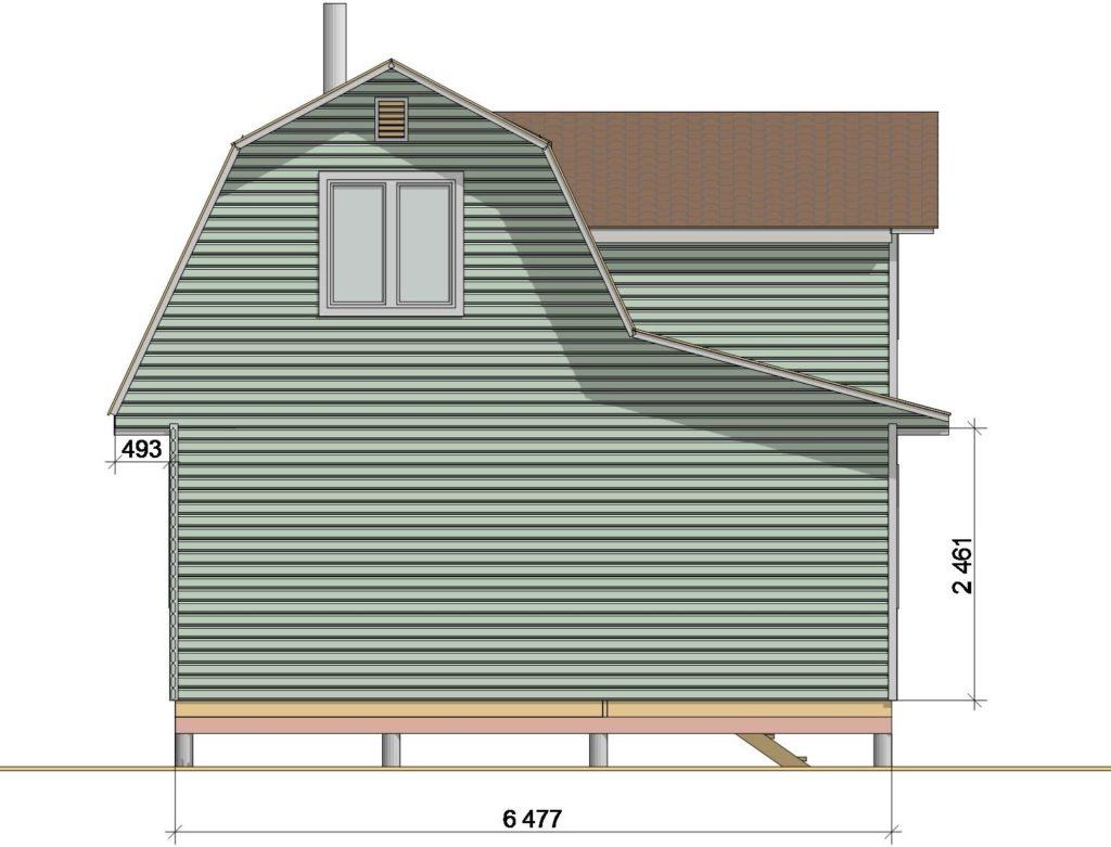 Фасад 3 46.2-3МК
