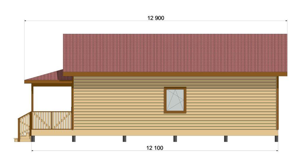 Фасад 4 Заказ 338
