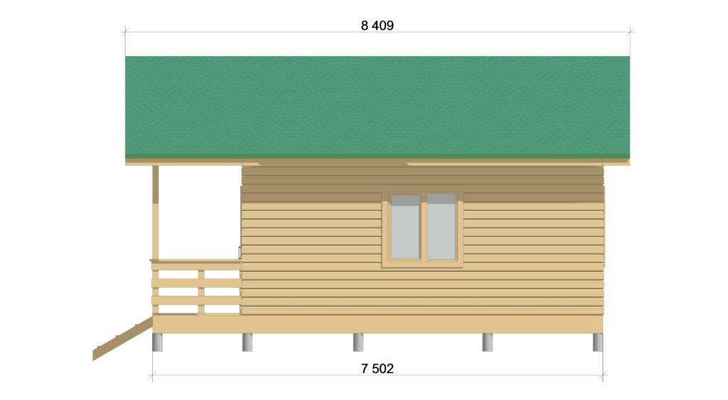 Фасад 4 Заказ380