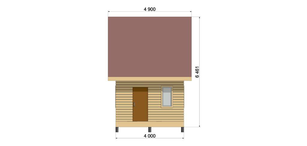 Фасад 4 389 (Отрадное)